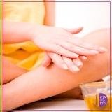 clínica com massagem corporal valor Liberdade