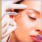 clínica estética para preenchimento cosmético Aclimação