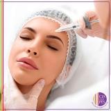 localização de clínica estética para preenchimento cosmético Bela Vista