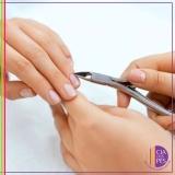 manicure para criança