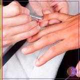 manicure para homens