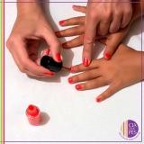 manicure para diabéticos valor Aclimação