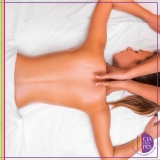 massagem corporal para dor