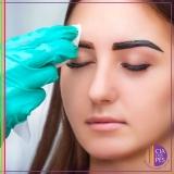 micropigmentação de sobrancelhas valor Liberdade