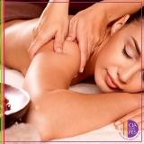 onde tem clínica com massagem corporal Paraíso