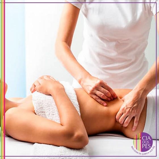 Clínica com Massagem Corporal Liberdade - Massagem Emagrecimento