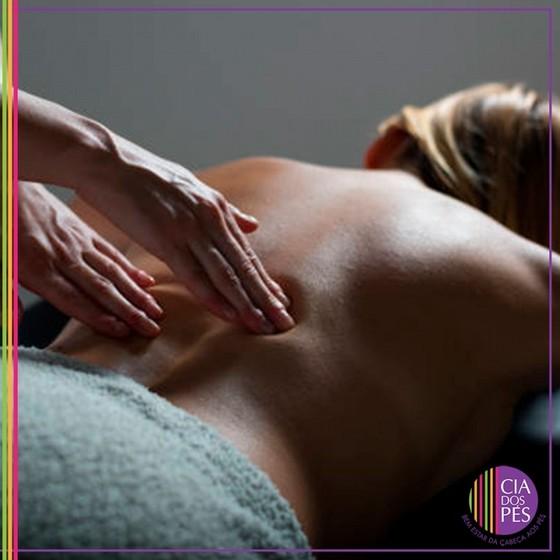 Fazer Massagem Corporal para Dor Liberdade - Massagem Emagrecimento