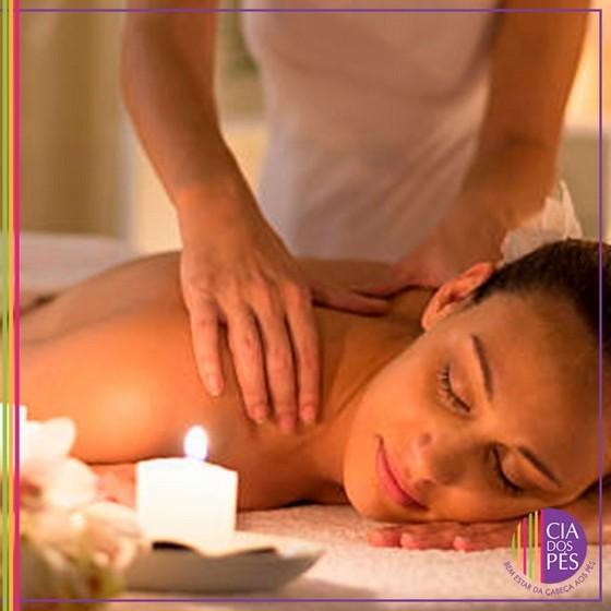 Fazer Massagem para Emagrecer Ipiranga - Massagem Corporal Modeladora