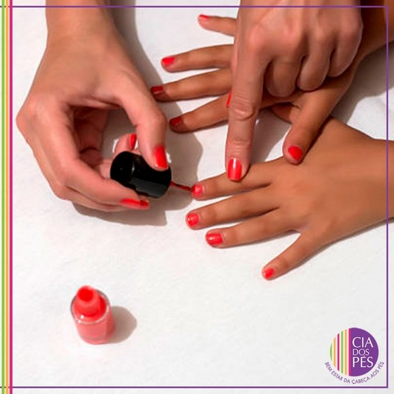 Manicure para Diabéticos Valor Ipiranga - Manicure para Criança