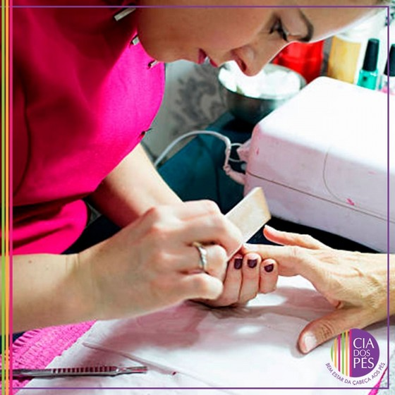 Manicure para Diabéticos Vila Mariana - Manicure Profissional