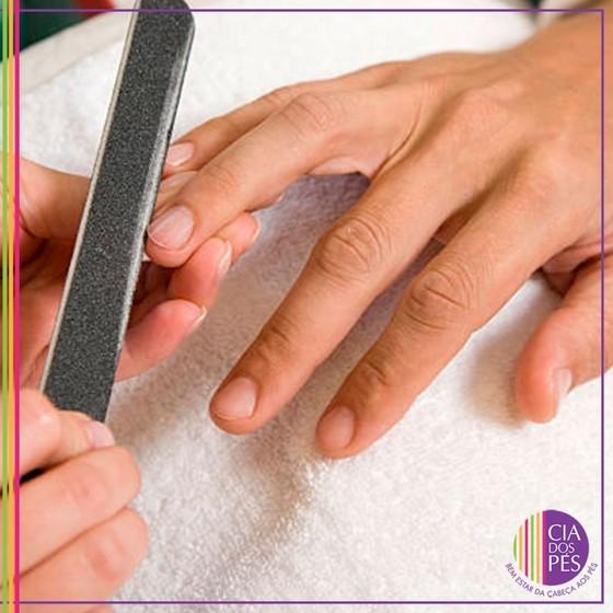 Manicure para Homens Ipiranga - Salão de Manicure