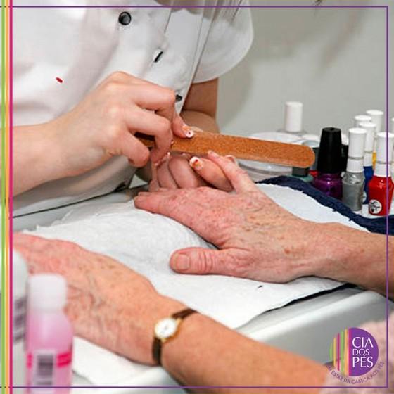 Manicure para Idosas Vila Mariana - Manicure para Idosas