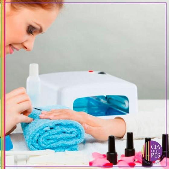 Manicure para Mulheres Mais Próximo Paraíso - Manicure para Idosas