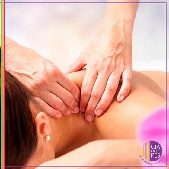 Massagem Corporal Modeladora Pacote Mooca - Massagem Corporal Relaxante
