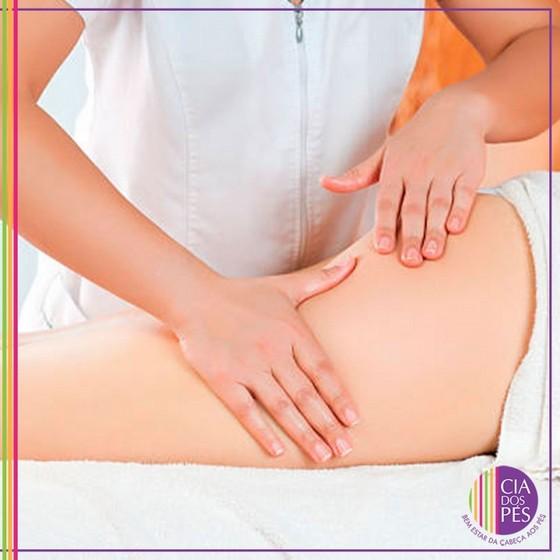 Massagem Emagrecimento Pacote Paraíso - Massagem Corporal Modeladora