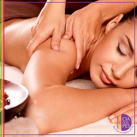 Massagem Relaxante Vila Mariana - Massagem Corporal Relaxante