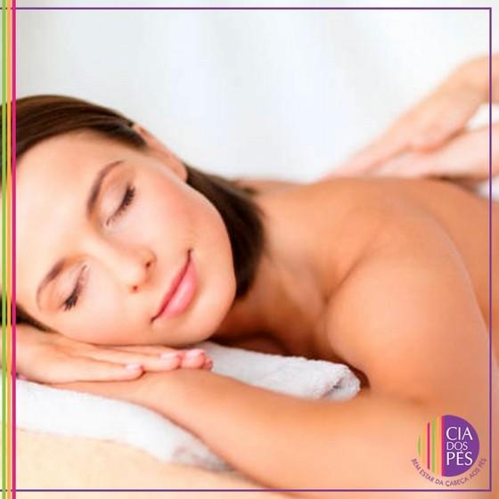 Massagens Corporal para Atletas Aclimação - Massagem Corporal Relaxante