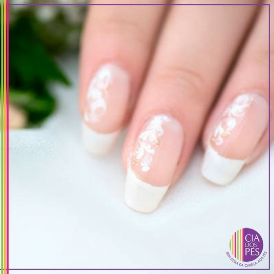 Onde Encontro Manicure Unhas Decoradas Paraíso - Manicure para Noiva