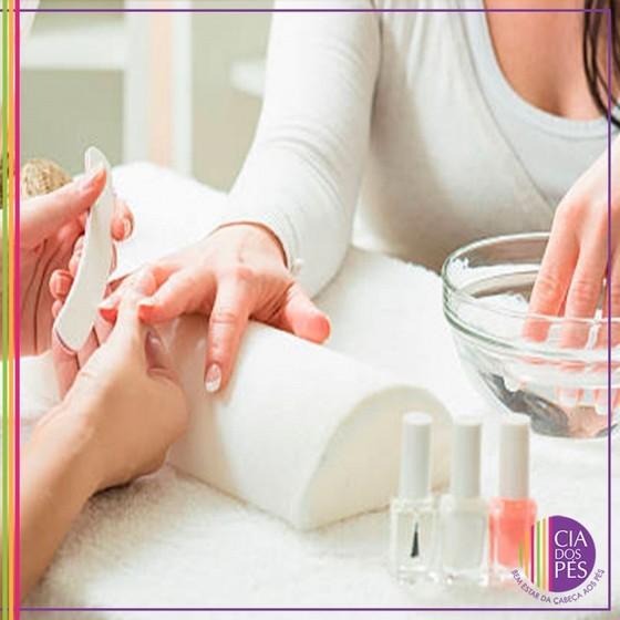 Salão com Manicure Liberdade - Manicure para Noiva