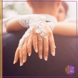 manicure para noiva Aclimação