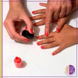 onde encontro manicure infantil Liberdade