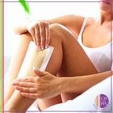 onde fazer depilação de perna Paraíso